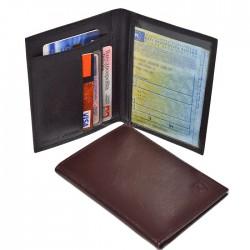 Ledertaschen für Dokumente Sammelverpackung 5 Stück