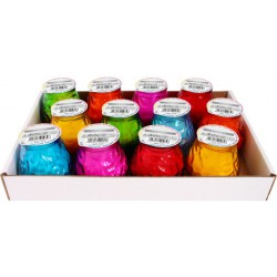 Party Time candle large, pack of 12 pieces