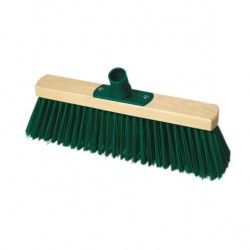 A broom for sweeping the streets, collective packaging 12 pieces