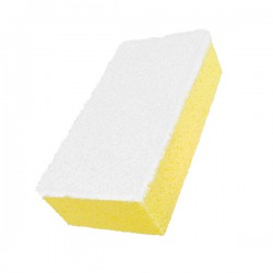 Double-sided car sponge, collective packaging 30 pieces