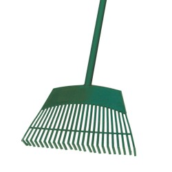 Garden rake with handle 120 collective packaging 24 pieces