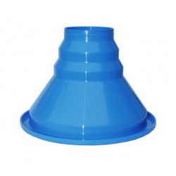 Funnel for filling jars collective packaging 50 pieces