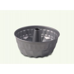 Mold with non-stick coating, gray, pack of 10
